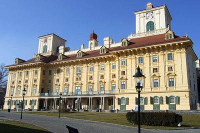 Esterházy-kastély Eisenstadt