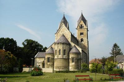 Lébényi templom